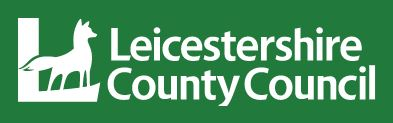 Leicestershire CC logo