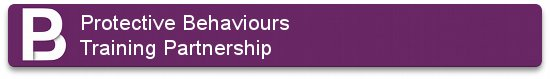 protective behaviours training partnership email header